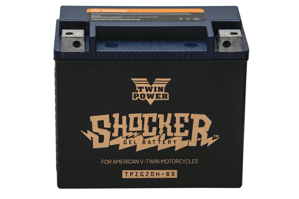 Twin Power Shocker Gel Battery