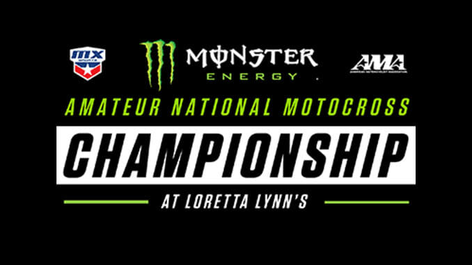 AMA Amateur National Motocross Championship logo