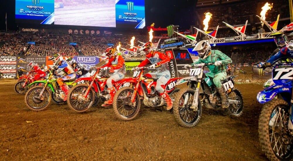NBC Sports Announces 2021 Supercross Telecast Schedule