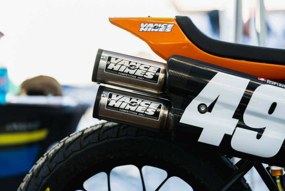 Vance & Hines Announced as Presenting Sponsor of AFT Production Twins