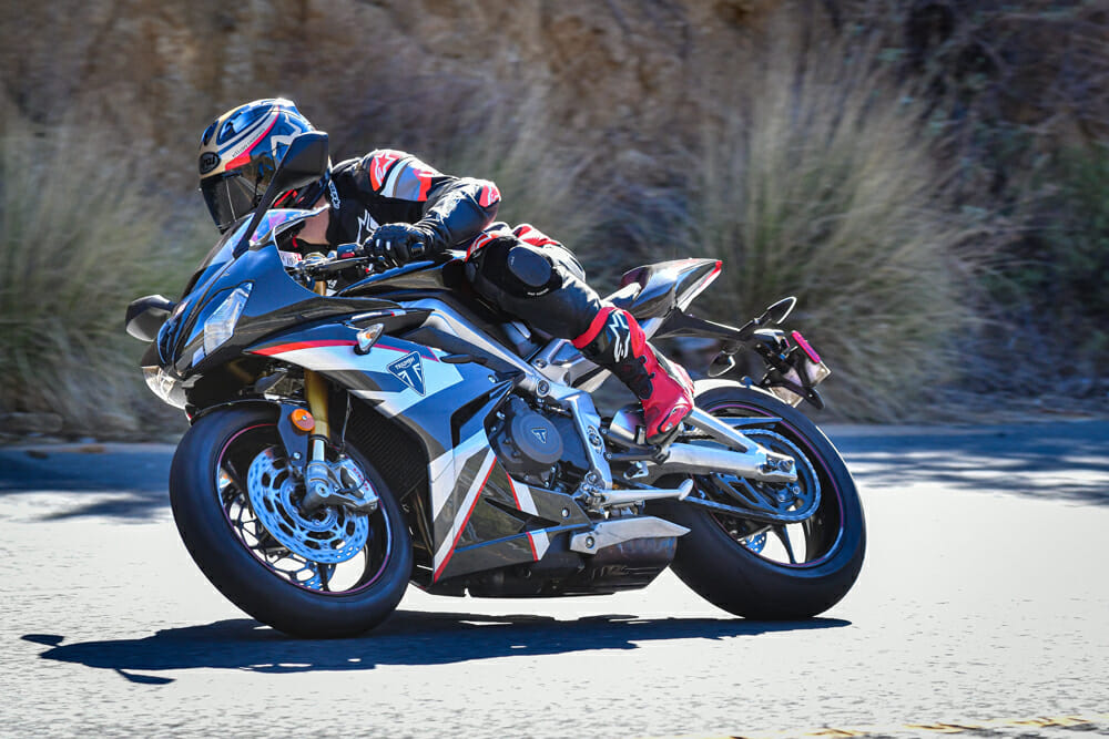 2020 Triumph Daytona Moto2 765 Limited Edition Review