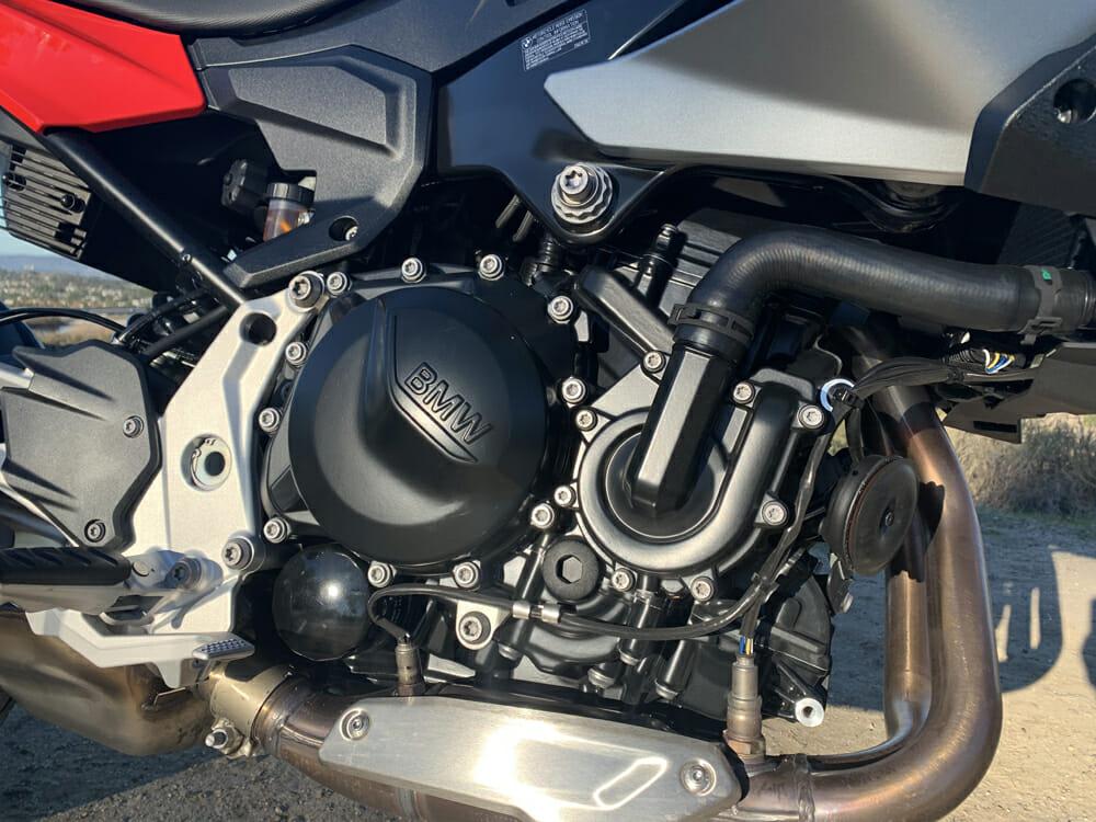 2021 BMW F 900 XR Engine
