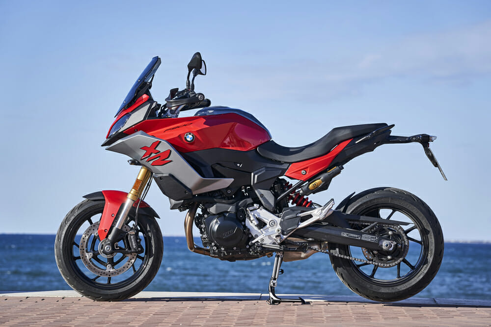 2021 BMW F 900 XR Review