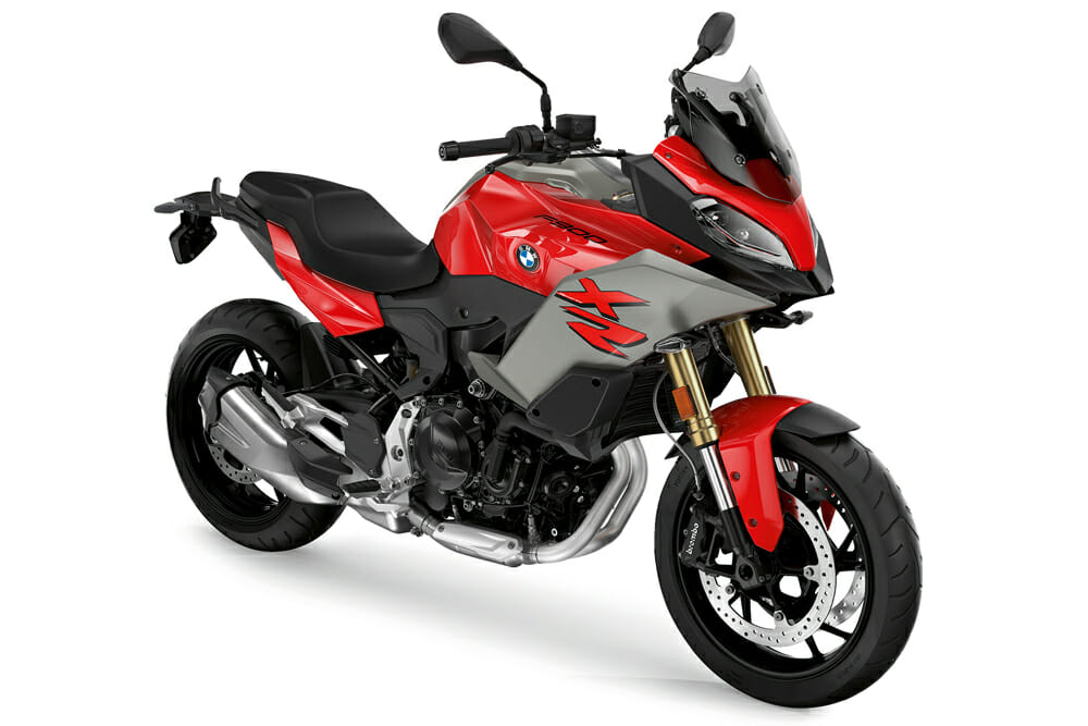 2021 BMW F 900 XR Specifications