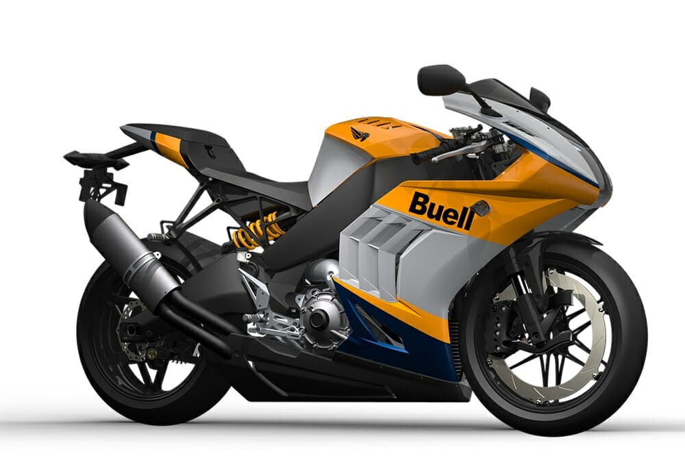Buell Motorcycles is Back in Production