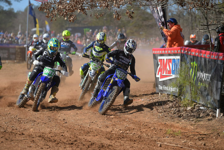 2021 GNCC Big Buck Results Michael Witkowski action