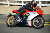 2021 MV Agusta Superveloce 800 review