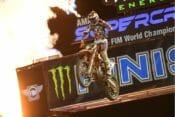 2021 Orlando Supercross Rnd 7 Results Cooper Webb 450SX Winner