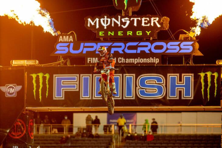 2021 Orlando Supercross Rnd 8 Results