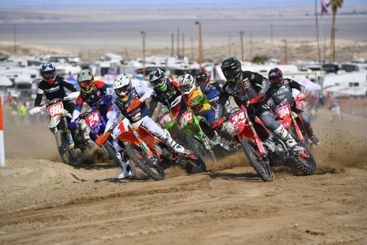 2021 Taft NGPC race start