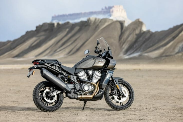 2021 Harley-Davidson Pan America 1250 First Look 1