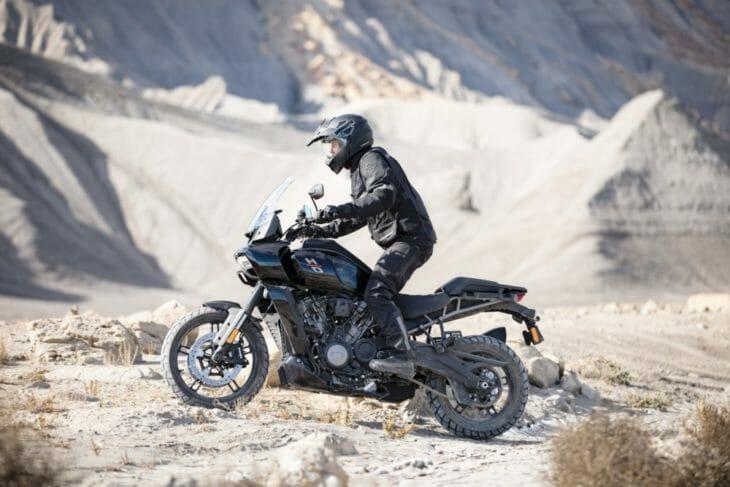 2021 Harley-Davidson Pan America 1250 First Look 2