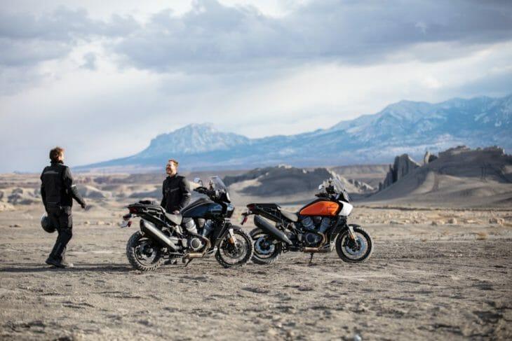 2021 Harley-Davidson Pan America 1250 First Look 5