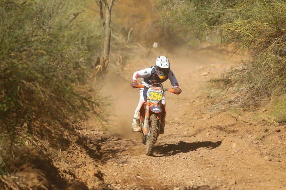 450 Pro Dante Oliveira at 2021 Canyon MX WORCS