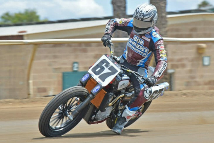 BMC Racing Backs Davis Fisher in 2021 Mission SuperTwins Class