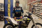 Benjamin Herrera Joins MCS Racing Sherco