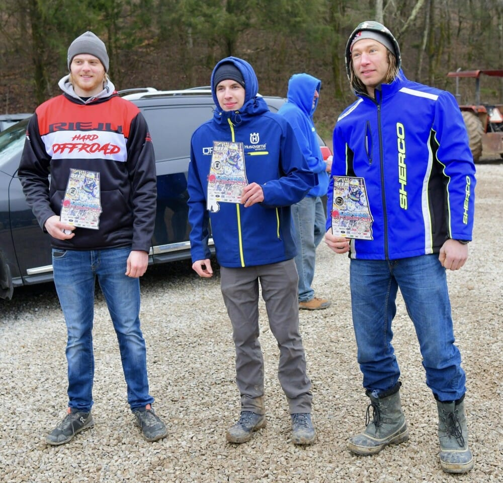 Covid Crusher Extreme Enduro Results