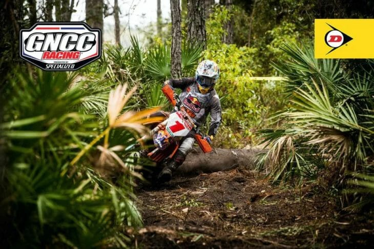 Dunlop Increases GNCC Racing Support in 2021