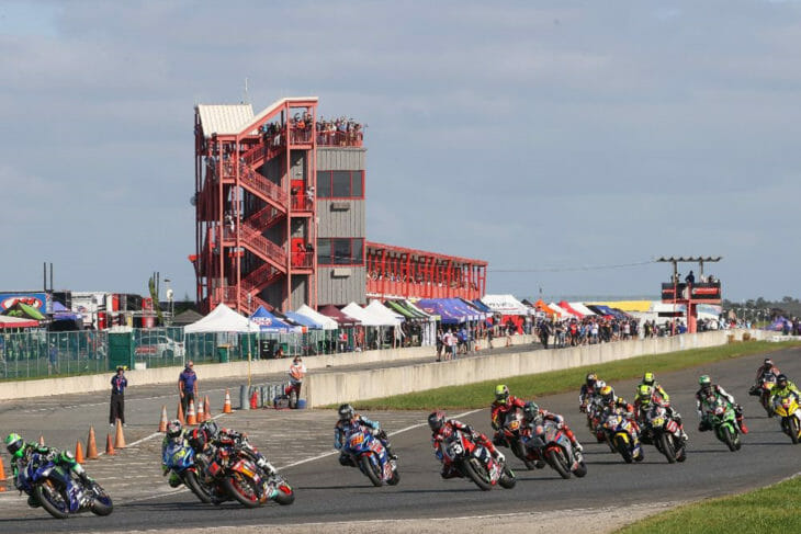 Final Two Rounds Of MotoAmerica Superbike Series To Feature Three Races; King Of The Baggers Now Three Rounds