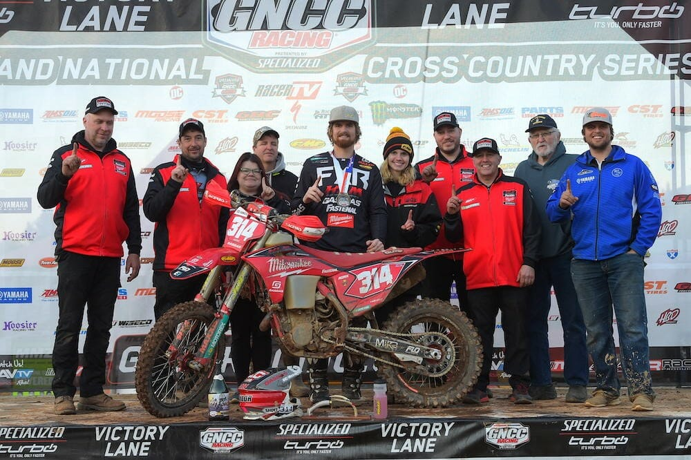 2021 GNCC Big Buck Results