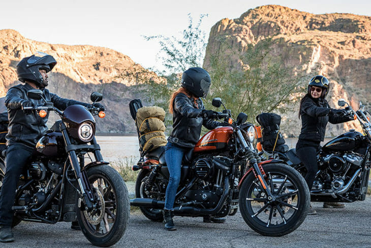 """Harley-Davidson Announces the """"Get Out and Ride"""" Sweepstakes"""