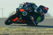 Josh Herrin Sets Guinness World Record for Fastest Motorcycle Elbow Drag