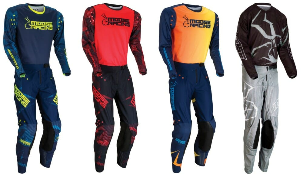 Moose Racing 2021 Agroid Racewear