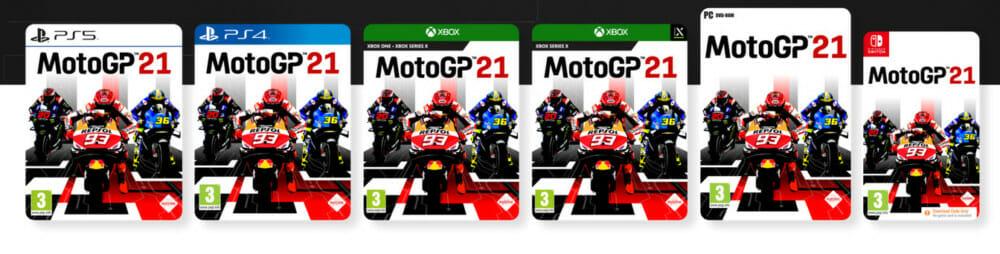 MotoGP 21 Videogames