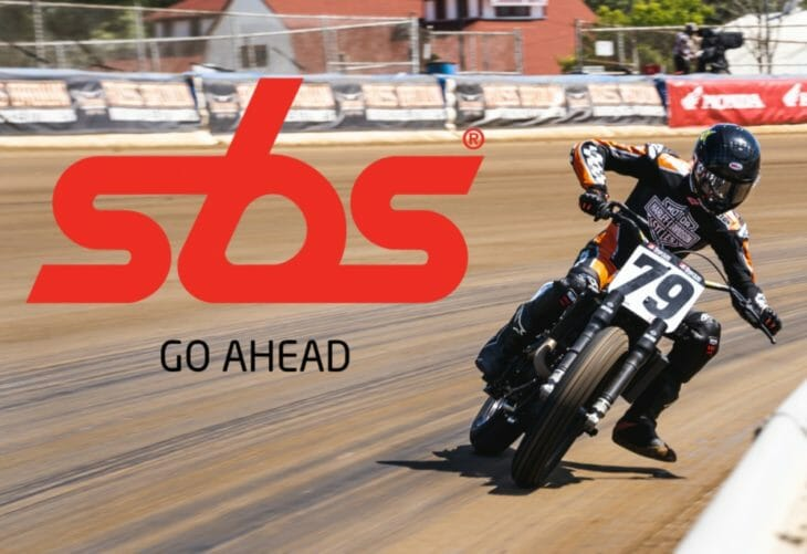 SBS Brakes Continues as Official Brake Pad of Progressive American Flat Track