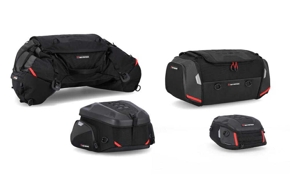4. SW-Motech Pro Tail Bags