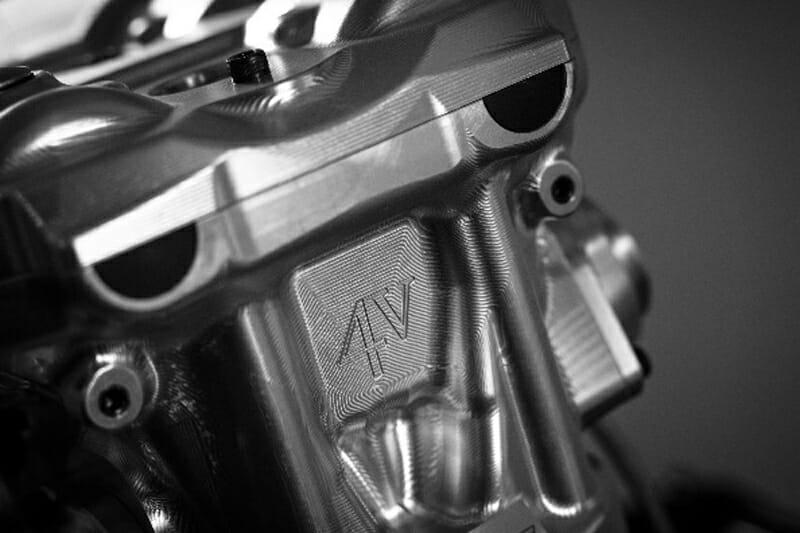 Vance & Hines Launches New Four-Valve Suzuki Racing Engine
