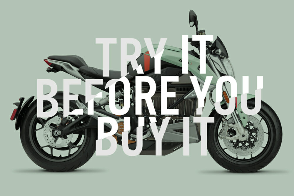 Zero Motorcycles and EagleRider Form National Network of Electric Motorcycle Rentals