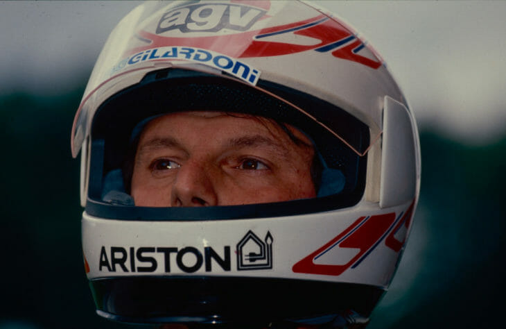 Vale Fausto Gresini 125cc