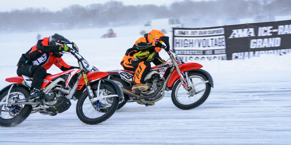 2021 AMA Amateur Ice Racers of the Year Named