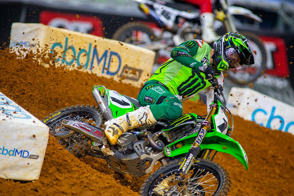 2021 Arlington 2 Supercross Rnd 11 Results Eli Tomac Action