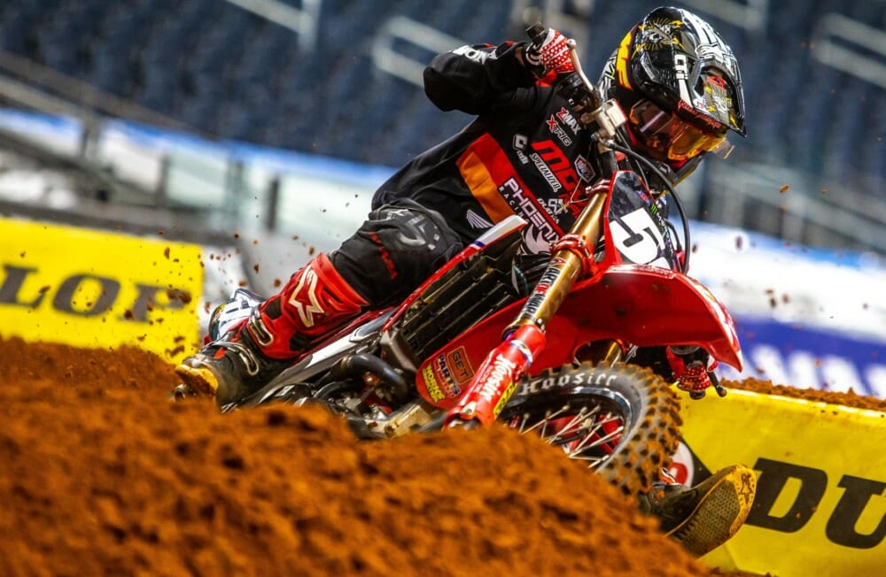 2021 Arlington 2 Supercross Rnd 11 Results Kyle Peters Action