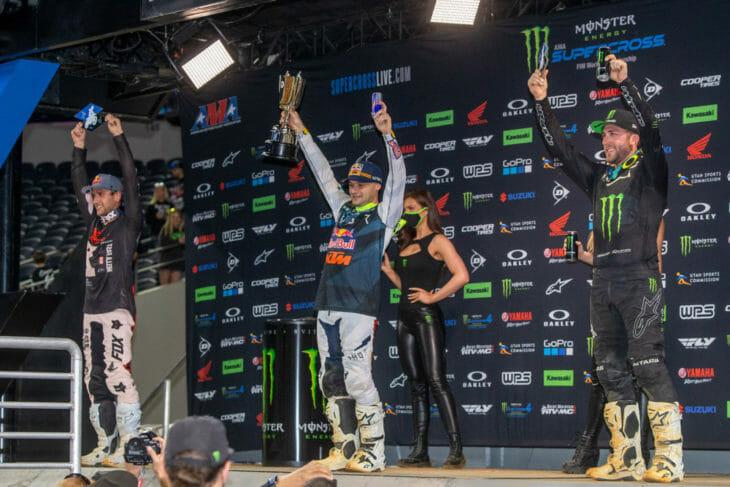 2021 Arlington 3 Supercross Rnd 12 Results