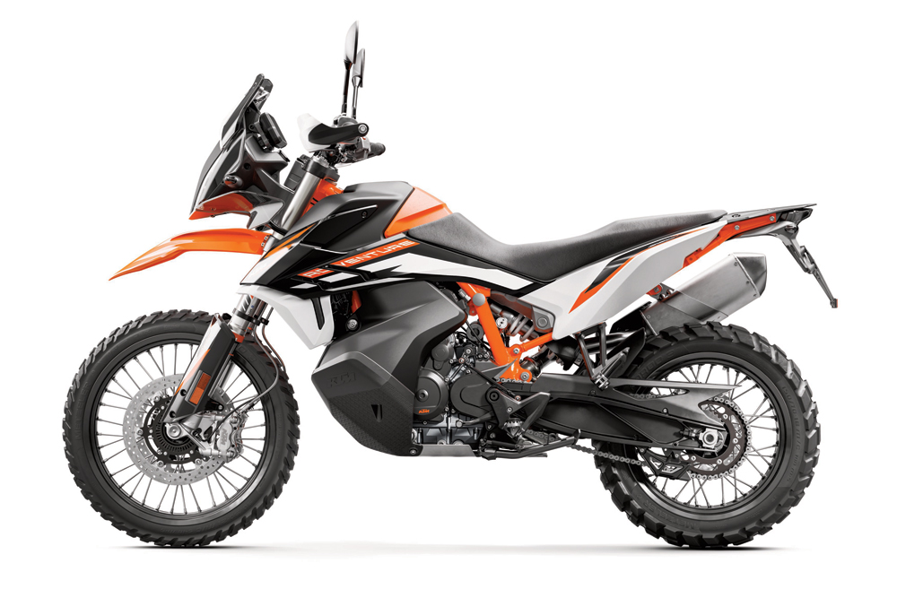 2021 KTM 890 Adventure R Specifications