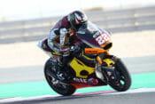 2021 Qatar Moto2 Test Lowes