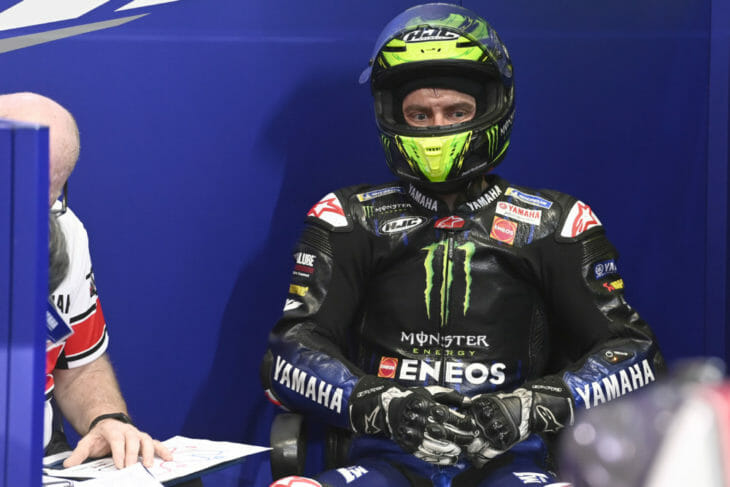 2021 Qatar MotoGP Results and News Crutchlow