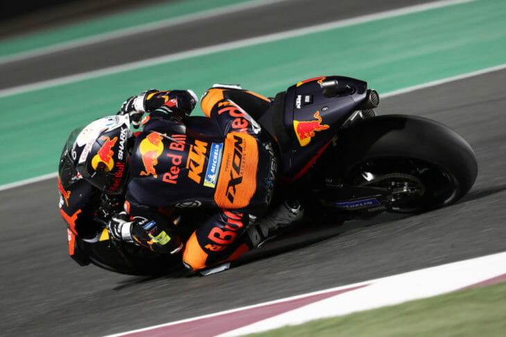 2021 Qatar MotoGP Results and News Michelin
