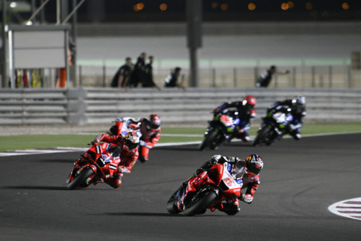 2021 Qatar MotoGP Results and News Ducati