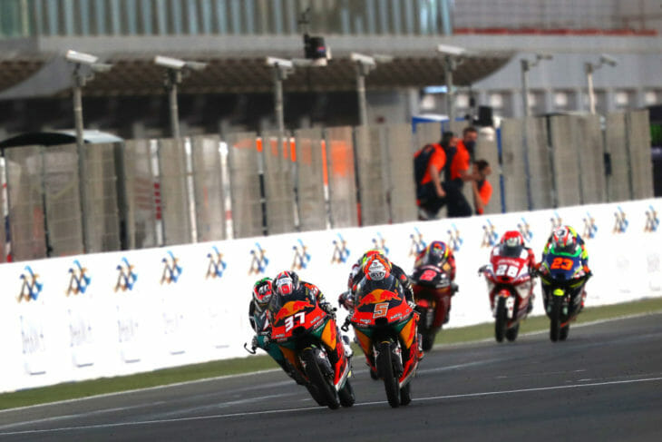 2021 Qatar MotoGP Results and News Moto3