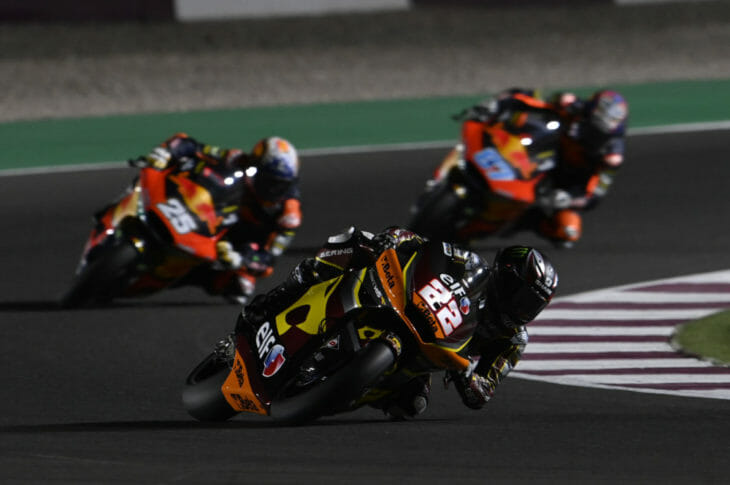 2021 Qatar MotoGP Results and News Lowes