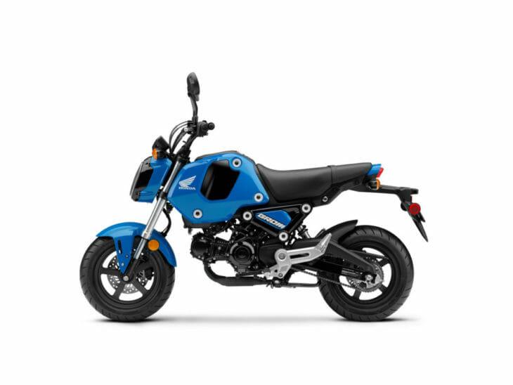 2022 Honda Grom First Look