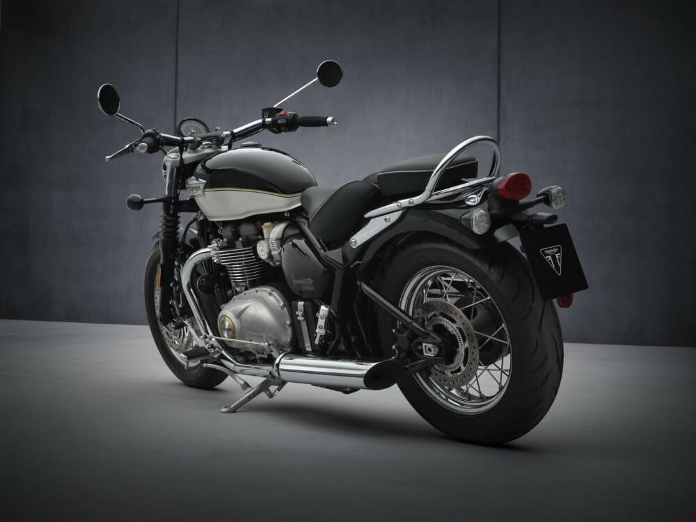 2022 Triumph Bonneville Speedmaster