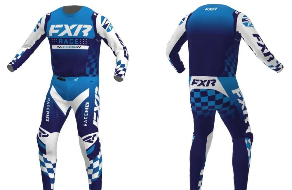 FXR Racing Revo Flow Gear