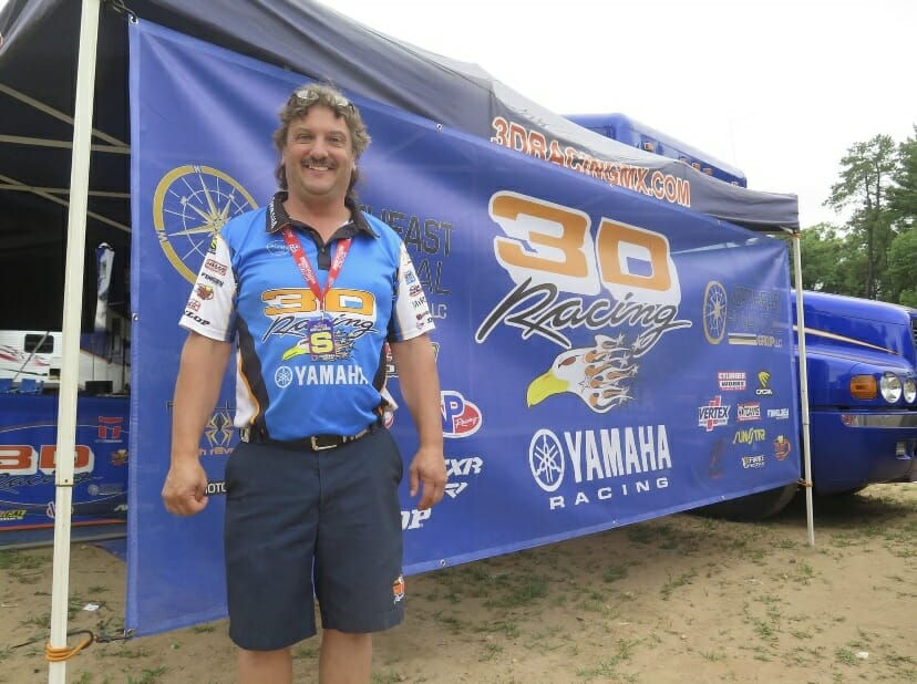 3D Racing Team Owner/Manager Bill Dill