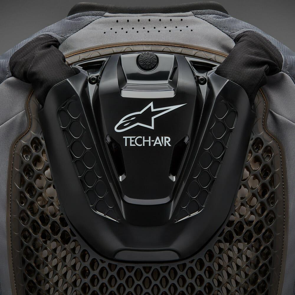 Alpinestars Tech-Air 5 detail