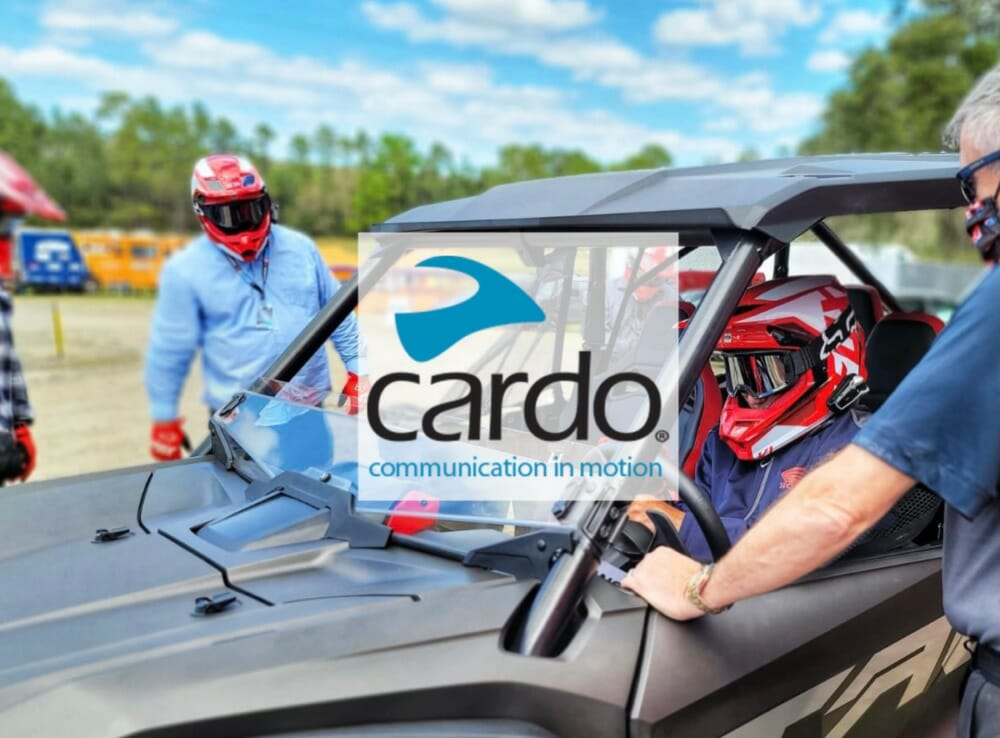 Cardo Systems Announced as Official Communications System of Progressive AFT